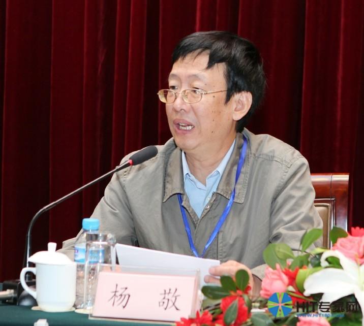 杨敬:确保浙江省卫生信息化建设和应用水平持续走在全国前列