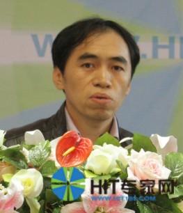 北京大学肿瘤医院信息部副主任衡反修