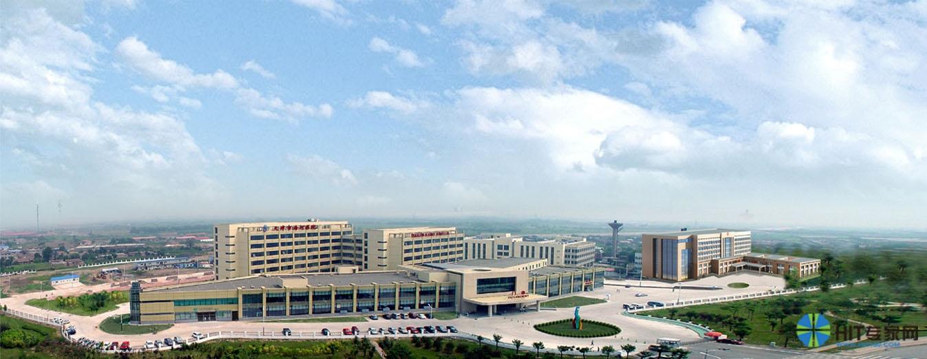 天津海河医院:突破影像调阅的速度瓶颈
