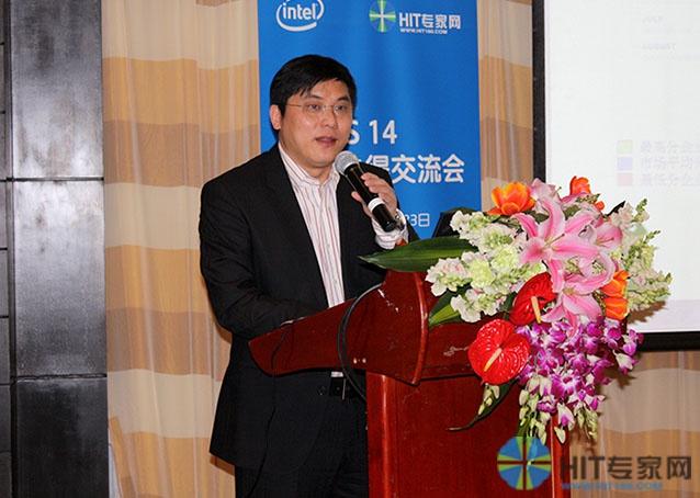 英国雷丁大学医疗信息国际研究中心(HIRC)主任杨宏桥博士