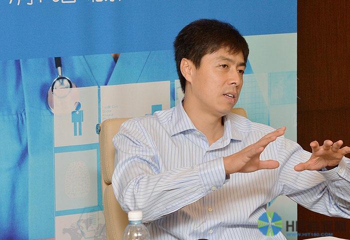 崔彤哲-海纳医信(北京)软件科技有限责任公司首席执行官