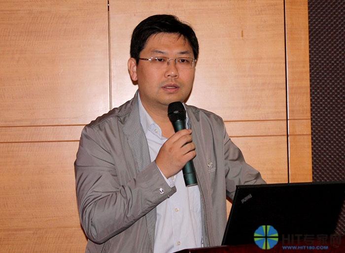 卫生计生委卫生计生监督中心信息二处处长王晖