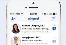 【HIMSS15看点速递(三)】Pingmd:进一步加强医生、网络和病人之间的沟通和联系的新平台
