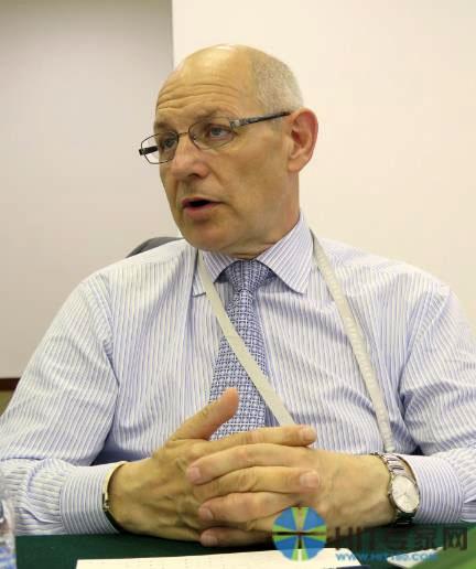 InterSystems国际业务副总裁史蒂夫