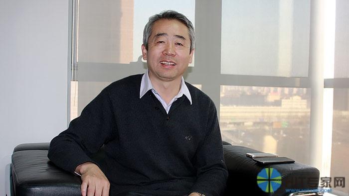 中国卫生控股有限公司的执行董事  王景明