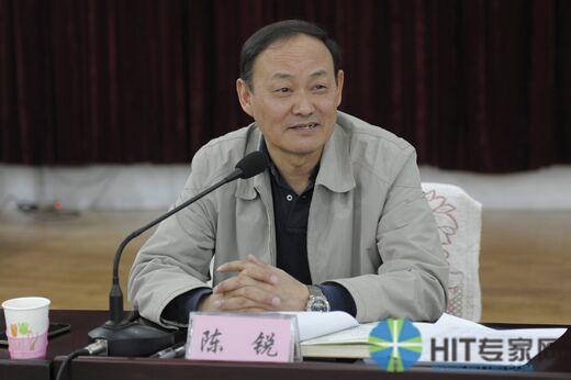 国家卫生计生委卫生和计划生育监督中心主任兼党委书记陈锐