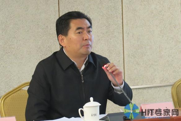 国家卫生计生委办公厅监察专员杨建立