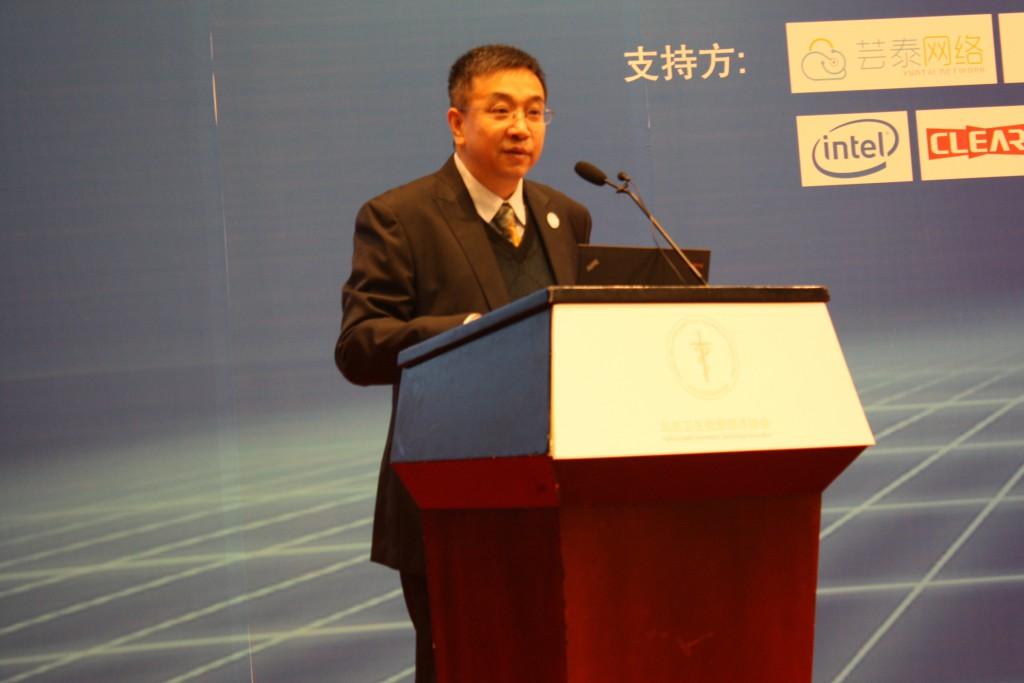 北京卫生信息技术协会会长 沈韬