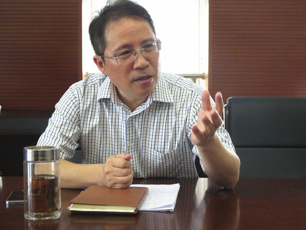 舟山市卫生局卫生和计划生育局副局长 胡本祥