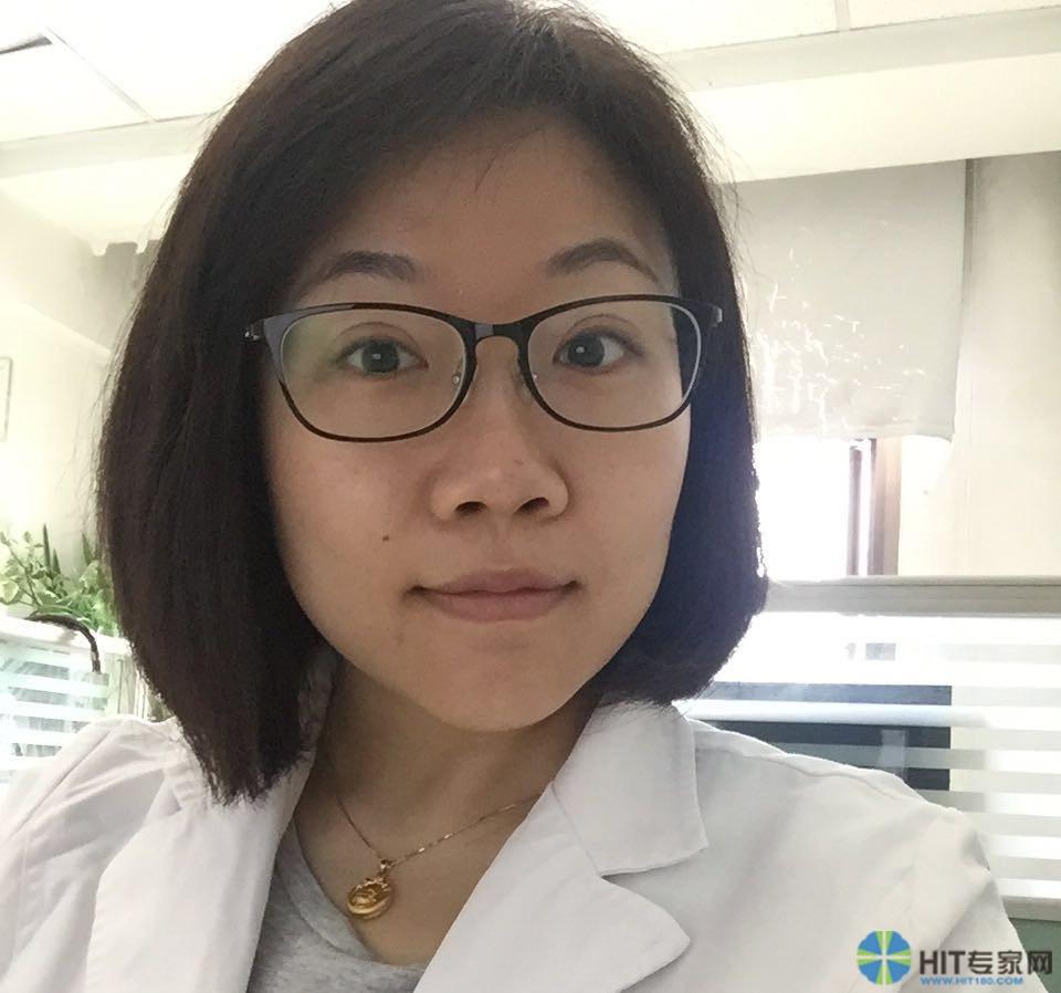 北京天坛医院信息中心电子病历组主管  林琳