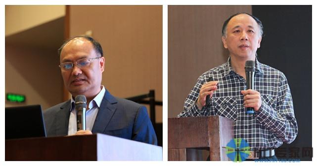 左起依次为福州总医院信息化办公室主任陈金雄、北京清华长庚医院信息管理部主任刘海一