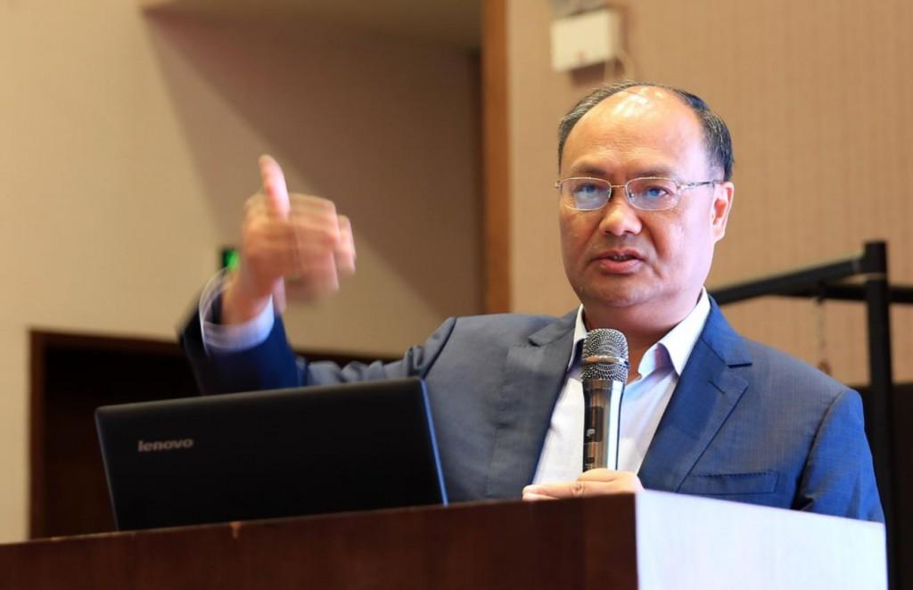 知名医疗信息化专家 陈金雄