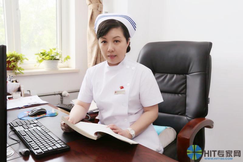 西苑医院护理部主任李静