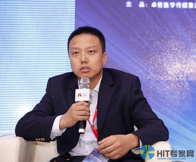 英特尔医疗与生命科学集团亚太总经理李亚东