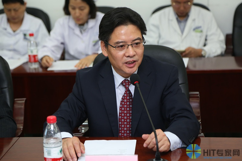 宁波市鄞州第二医院副院长胡超峰