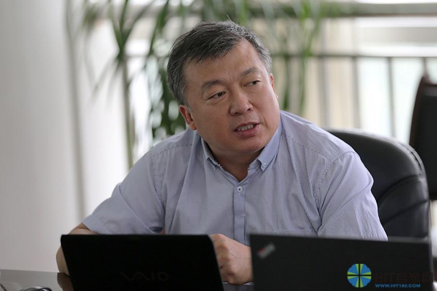新乡市第一人民医院副院长 赵杰