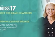 【HIMSS17看点速递】IBM总裁兼CEO将发表主题演讲:认知计算掀起个性化医疗革命