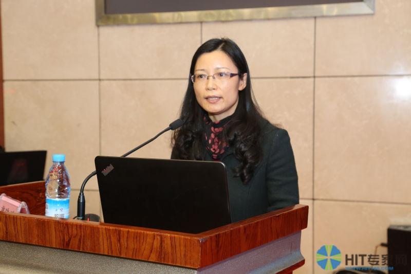 杭州市卫生计生委规划和信息化处调研员、信息办主任何炜