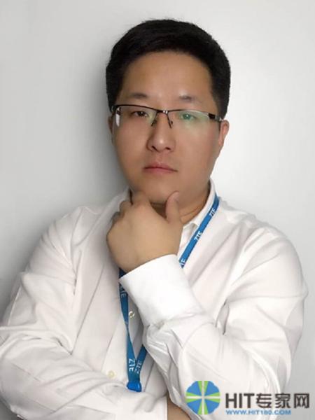 中兴网信智慧医疗产品线总经理 张思昱