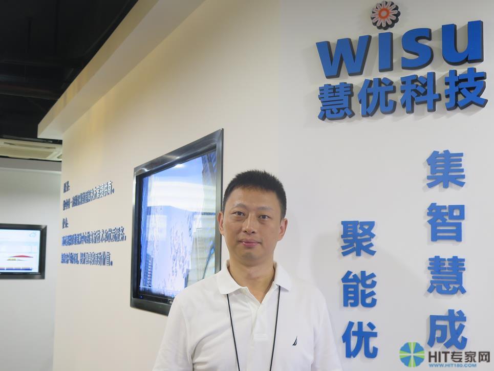 慧优科技CEO王向阳