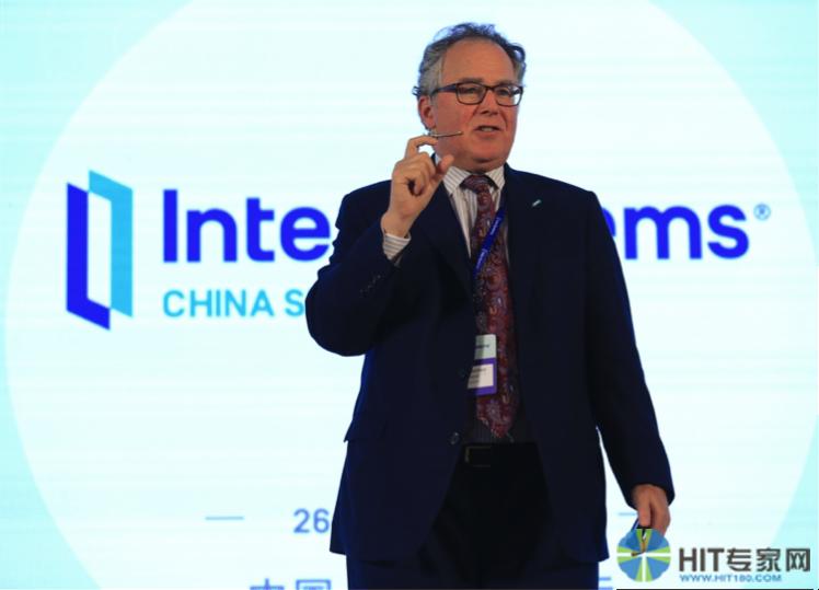 InterSystems战略规划副总裁Paul Grabscheid