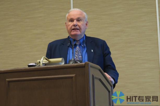 InterSystems高级临床顾问、互操作性专家、HL7董事Russell Leftwich