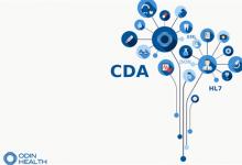 内嵌国内CDA标准,助力互联互通成熟度和电子病历等级测评