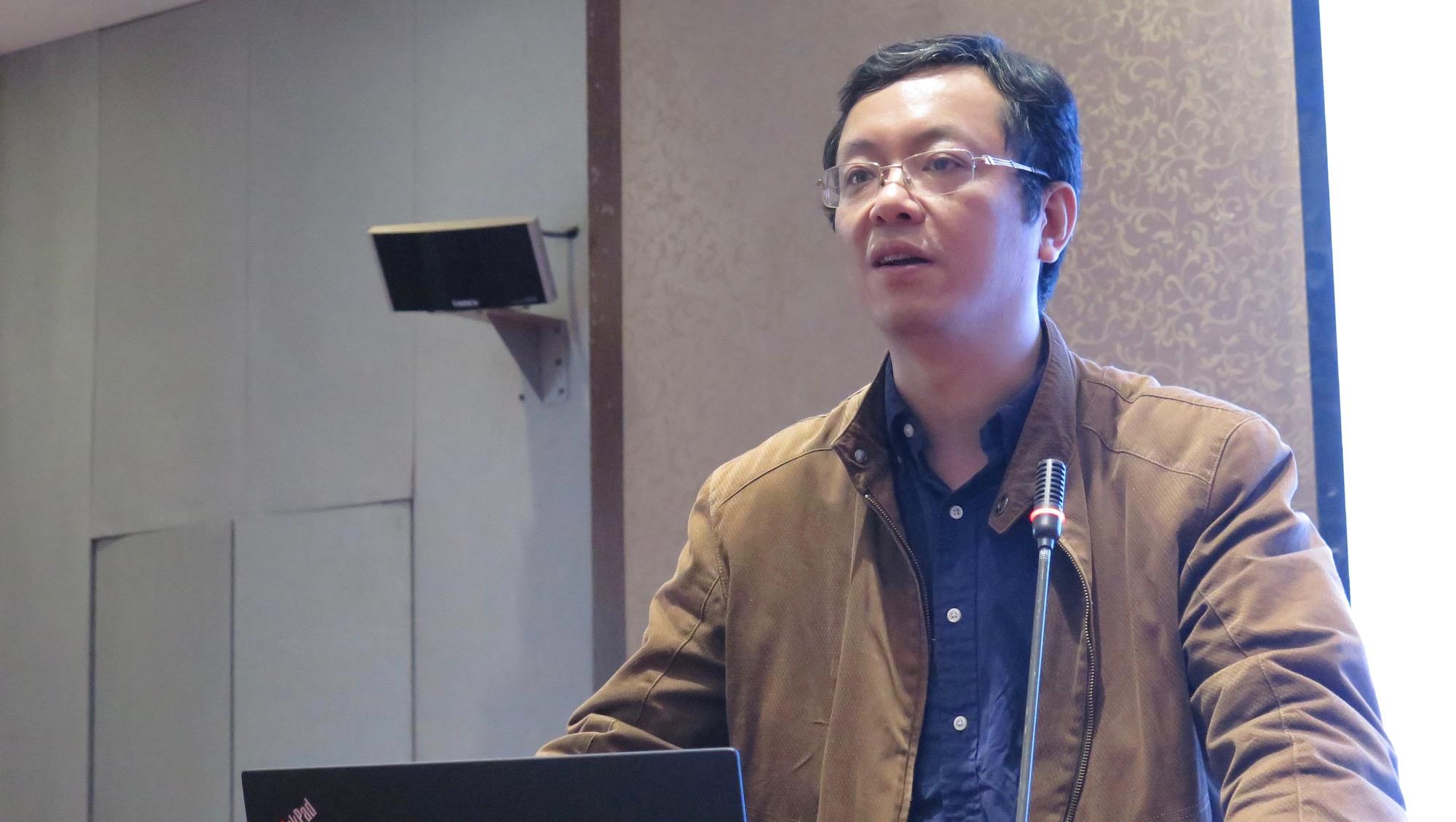 信医科技冯东雷