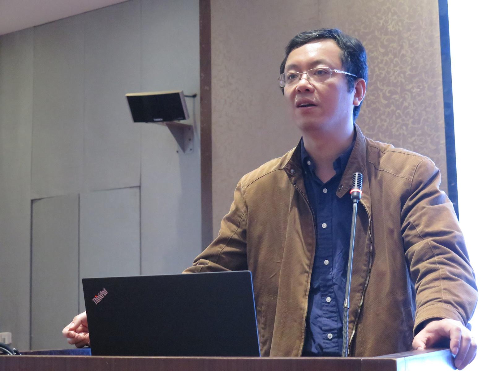 信息科技冯东雷