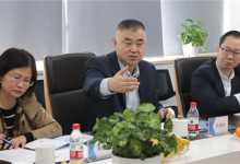 上海市卫健委副主任衣承东一行调研森亿智能